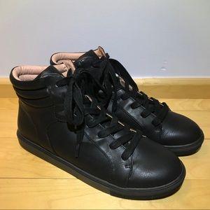 Topshop High Top Sneakers